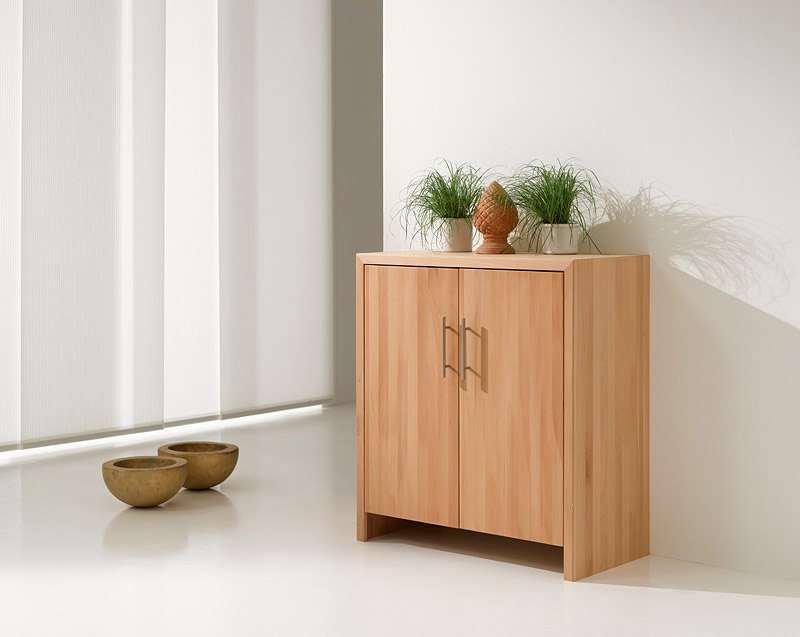 Beech wood furniture