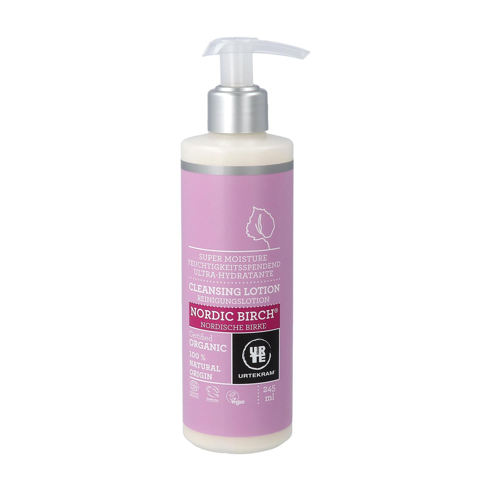 urtekram no perfume cleansing lotion