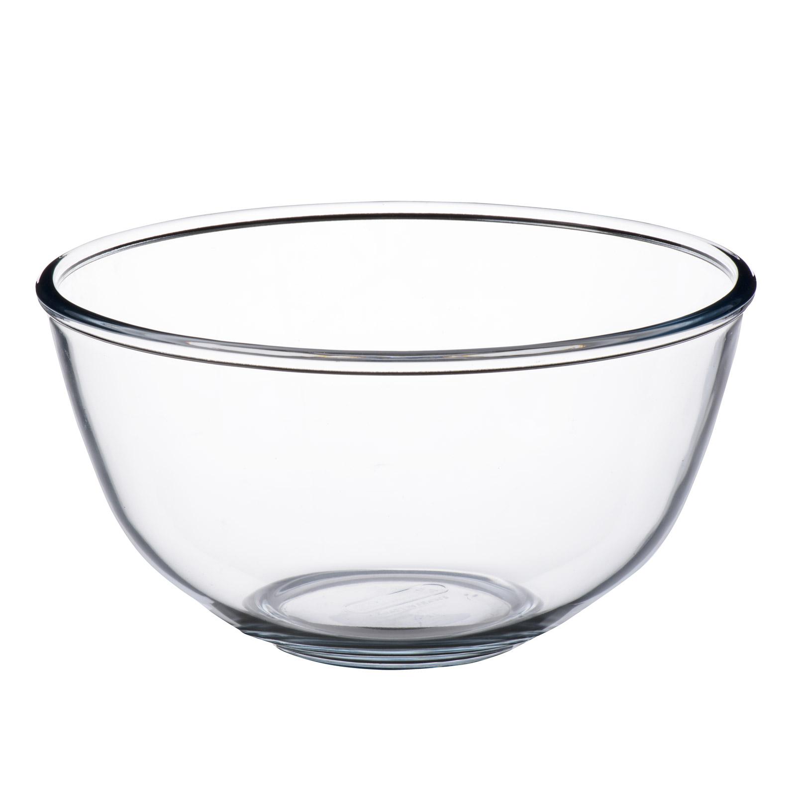 Mixing bowl made of glass purenature - Bol de vidrio ...